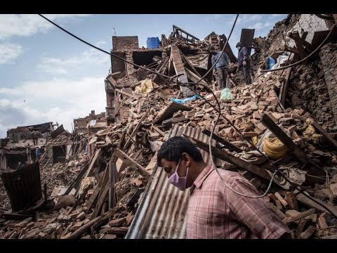 Earthquake Hit Nepal to Train 50,000 Workers for Reconstruction
