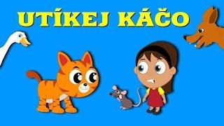Písničky pro děti a nejmenší    Utíkej Káčo etc.