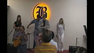 Culto Evangelístico - Ir. Miqueias Maia - 01.07.2018