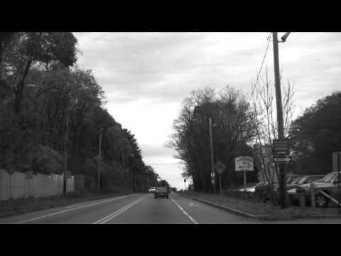 Blue Hill Avenue drive, from Milton to Mattapan