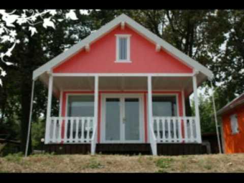 Silini a c case mobili in legno per campeggi e villaggi - Case in legno mobili ...