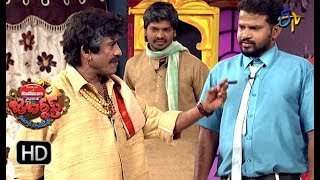 Hyper Aadi, Raising Raju Performance | Jabardasth | 16th August 2018 | ETV  Telugu