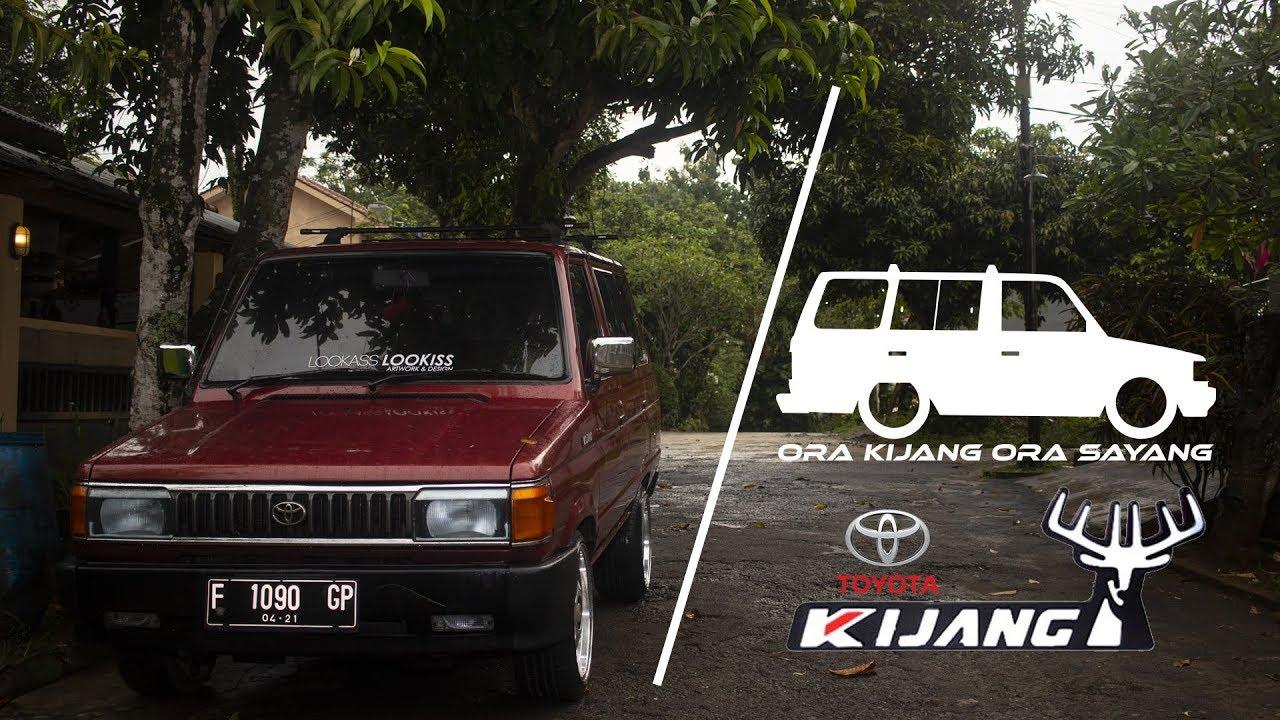 Kijang Super Modif Simple Elegantoyota Kijang Super 1994
