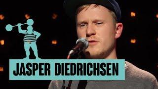 Jasper Diedrichsen – Die Geschichte von dem Mädchen und dem Jungen auf der Bank
