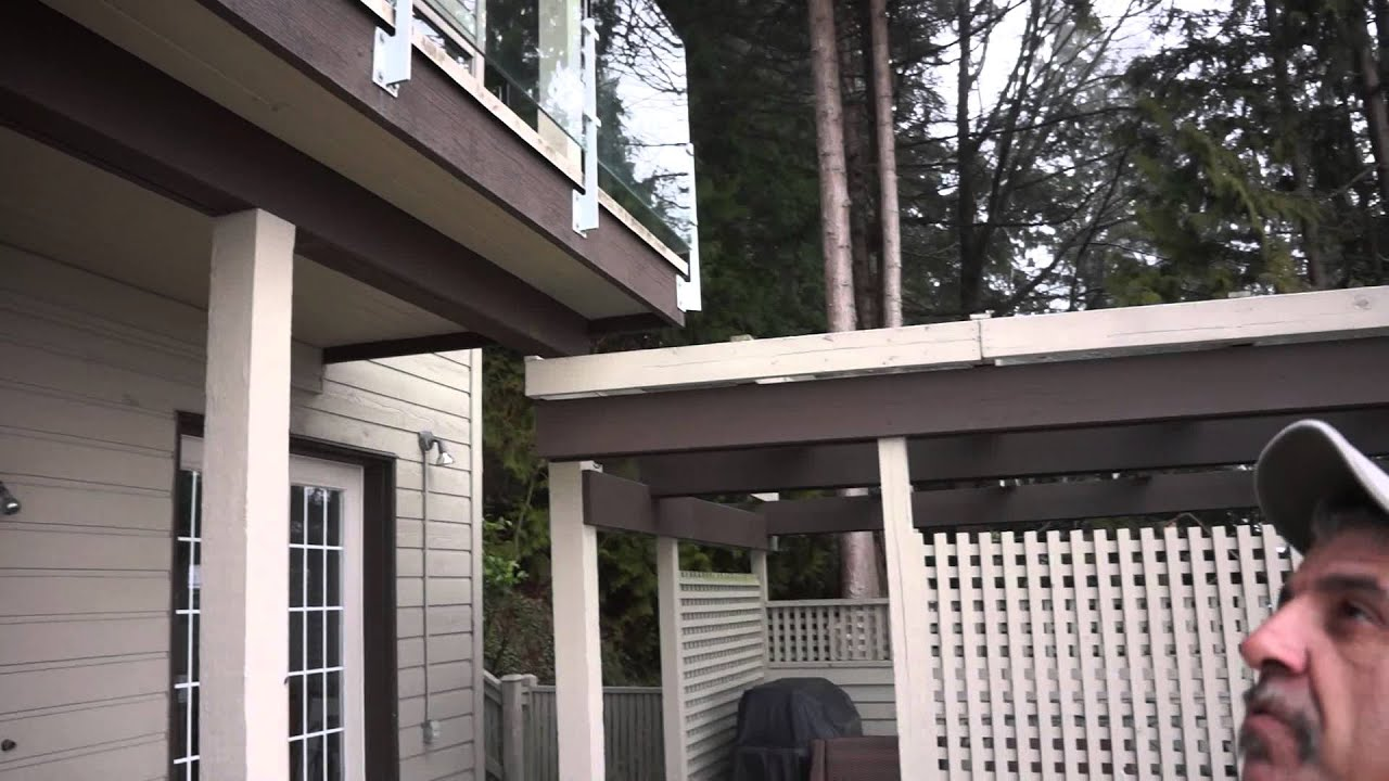 North Shore Roofing And Drainage   Deck Reinforcement And Membrane  Replacement 1