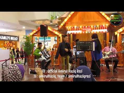 Suasana Hari Raya - Anuar Zain & Elina (Cover by Haziq Rozi & Gema Warisan)