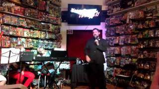 COMICAZI - June 11, 2016 - Kyle Coston Live Performance