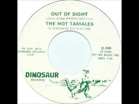 The Hot Tamales - Out Of Sight