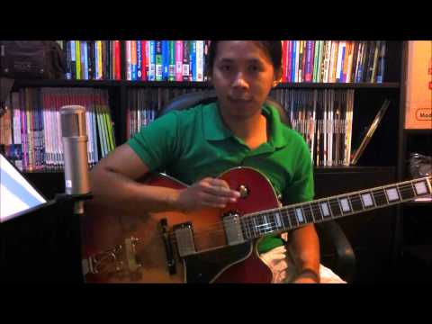 Jazz Guitar Lesson - George Benson Styles in
