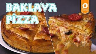 Baklava Pizza Tarifi - Onedio Yemek - Pizza Tarifleri