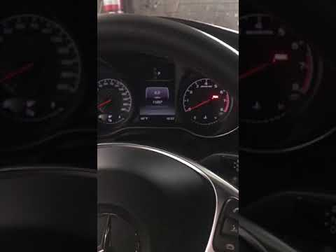 how to reset oil service inspection 2018 2019 mercedes c