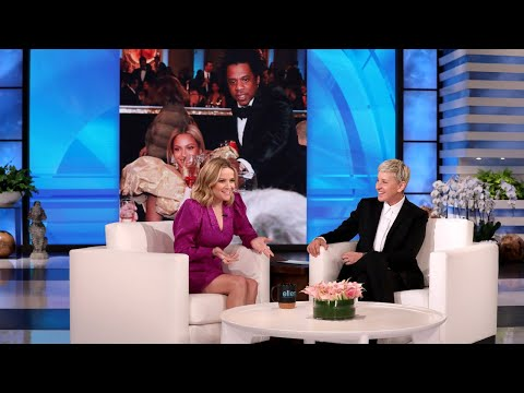 Reese Witherspoon Is 'Really, Really Good Friends' with Beyoncé and Jay-Z