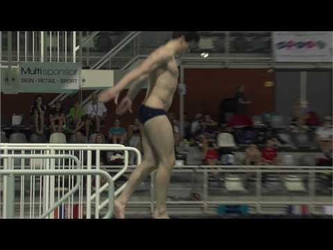 Senet Diving Cup 2017, Men 3m Open, Final