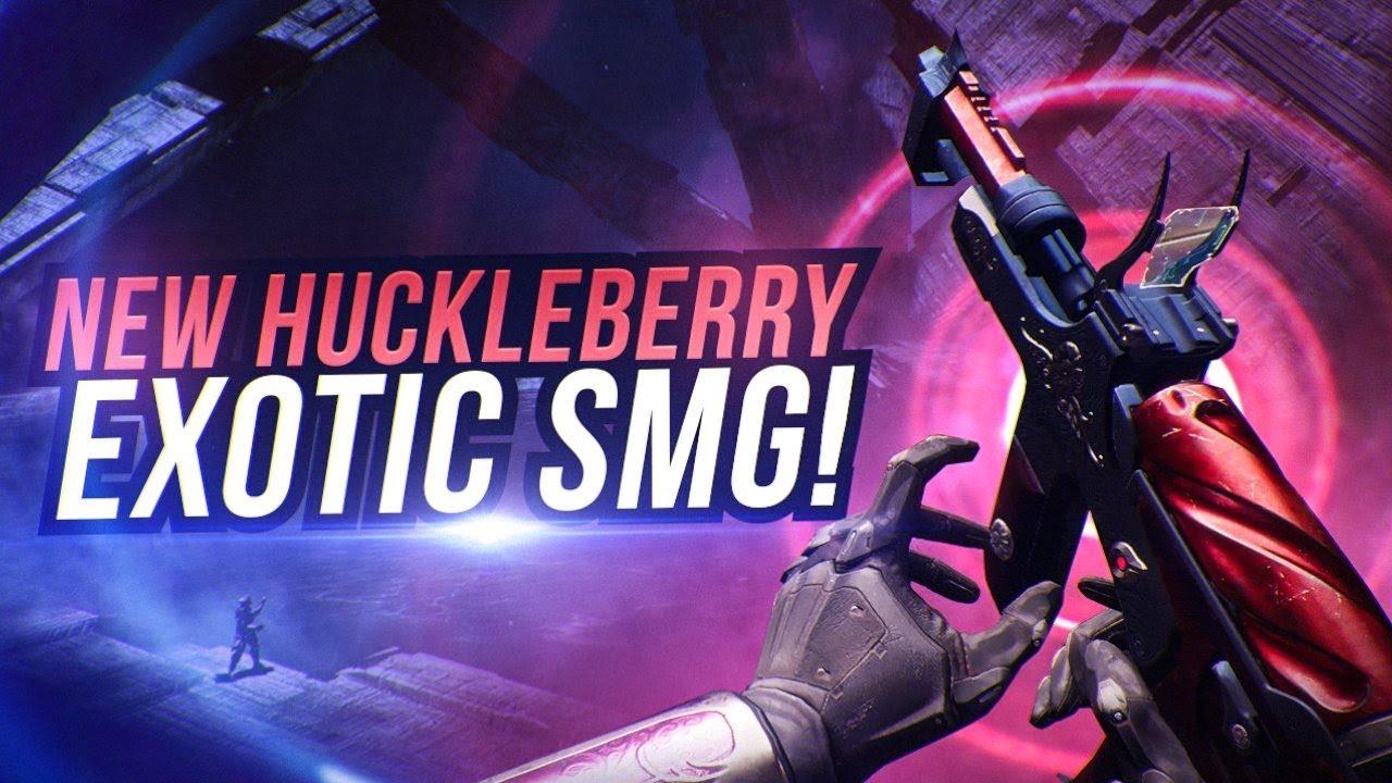 how to get the huckleberry destiny 2