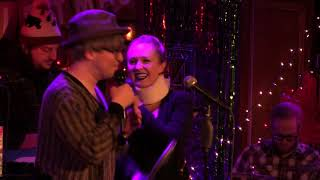 """Baby It's Cold Outside""- The Joe Iconis Christmas Extravaganza- Will Roland & Julia Mattison"