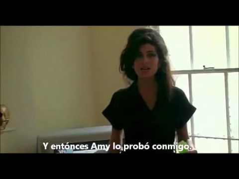 Amy Winehouse - firts time with crack and cocaine (Sub. Español)