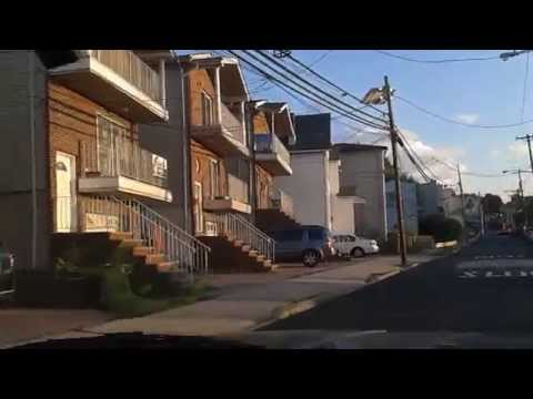 Driving in North Bergen, NJ (part 1)
