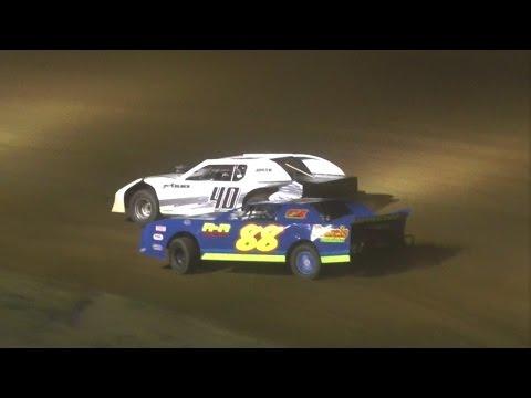 Street Stock Feature | McKean County Raceway | 4-23-16