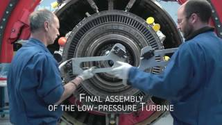 Delivering the first LEAP-1A production engines to Airbus