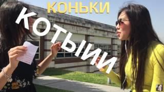 KAZAKH VS AZERBAIJANI!
