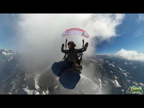 ACRO Paragliding with