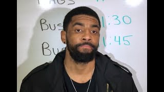 Kyrie Irving Postgame Reaction to Celtics Loss vs 76ers! March 20 2019