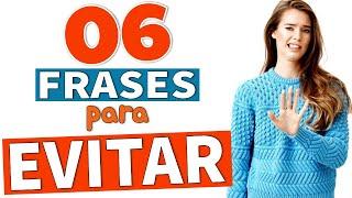 6 Frases que NADIE DICE en GRINGOLANDIA! | DEJA DE DECIR ESTAS FRASES
