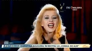 Watch Christina Aguilera By Your Side video
