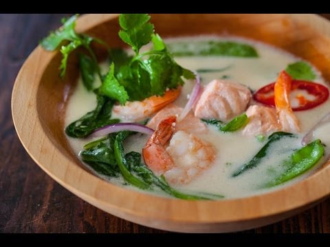 Thai Fish Soup Recipe