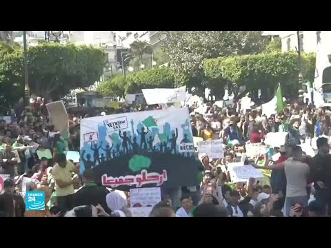 الجزائر: مئات النقابيين والعمال يطالبون برحيل عبد المجيد سيدي سعيد  - نشر قبل 3 ساعة