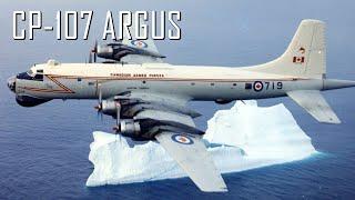 Canadair CP-107 Argus -- Canada's Premiere Cold War Sub Hunter