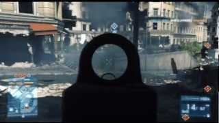 BF3 - Seine Crossing Montage [The Clay People - Awake]