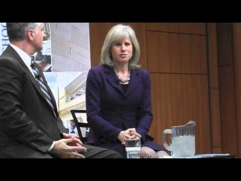 On The Issues with Mike Gousha - Guest Democrat Candidate for WI Governor Mary Burke