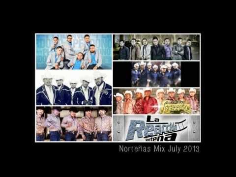 Norteñas Mix July 2013