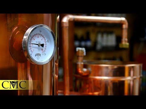 Copper Moonshine Style Stills   Understanding Pot Stills, Column Stills & Distillation