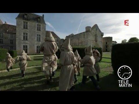 Environs - Abbaye de la Réau, un nouveau souffle