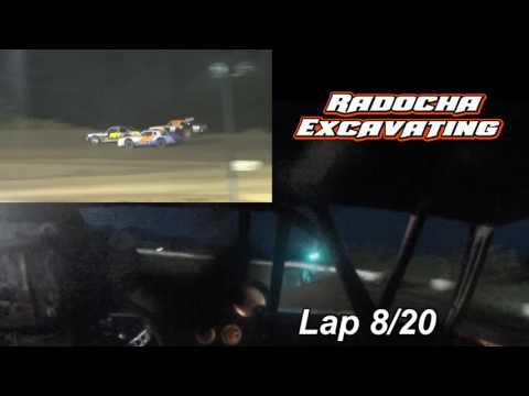 Big Diamond 6/17/16 Roadrunners - #77 Andrew Fayash III