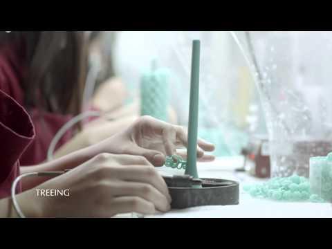 The Making of PANDORA Charm Jewelry