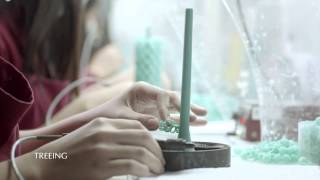 The Making of PANDORA Charm Jewelry