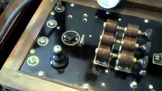 Fischer Diathermy  Narrating and Exploring a 1920's Tesla
