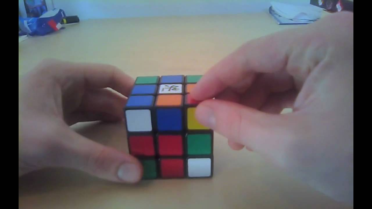 how to solve a rubix cube for begginers