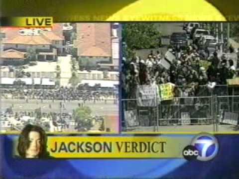 Michael Jackson Verdict 2005