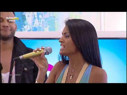 Calema e Kataleya cantam «Tudo Por Amor» na mansão do Love on Top