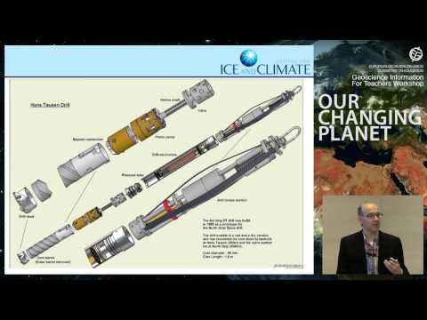 GIFT2014: Information from ice cores (part 1)