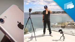 iphone 7 vs iphone 7 plus drop test world s first