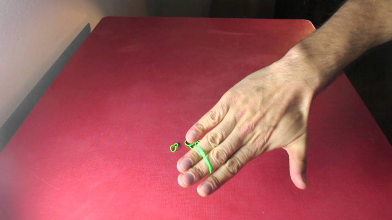 Ergotherapie Handtherapie Kräftigung Extensoren mit Loops ...