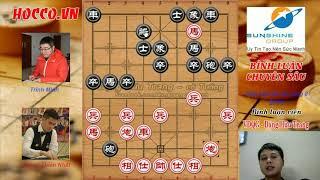 KHOÁI MÃ PHI ĐAO - PHẾ XE ĐOẠT MẠNG | Vương Thiên Nhất vs Trình Minh | V8 Giáp cấp 2019