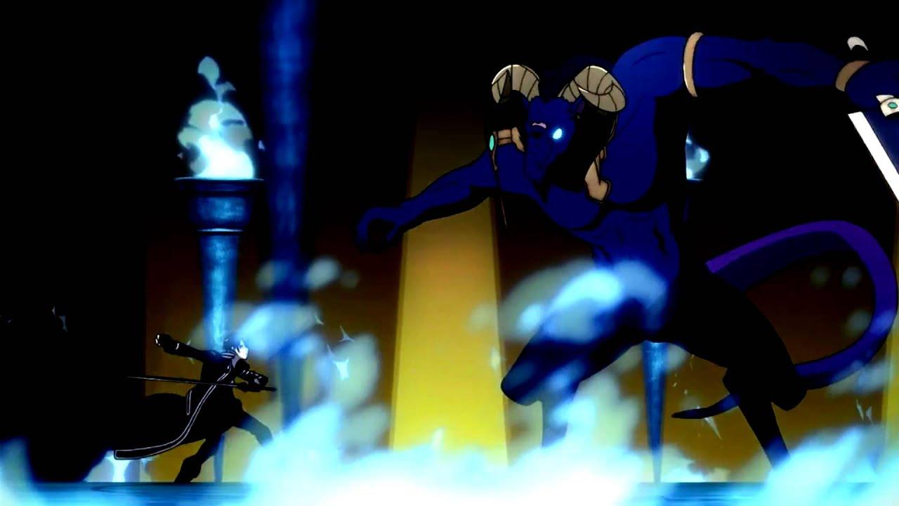 Anime Death Note Wallpaper Sword Art Online Amv Kirito Unlocked 1080p Re Uploaded