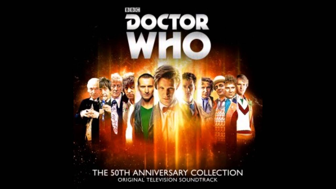 The Android Invasion Dudley Simpson Doctor Who 50th ...