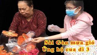 Live cua dì 3: Ủng hộ cua hấp dì 3 sau những ồn ào Việt kiều gọi điện về hăm